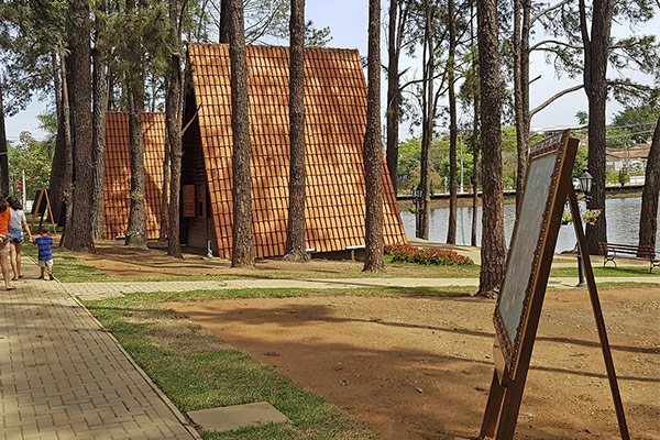 Espaço Cultural Parque Van Gogh